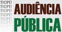 AUDIÊNCIA PÚBLICA 01 DE NOVEMBRO ÁS 18H NA CÂMARA